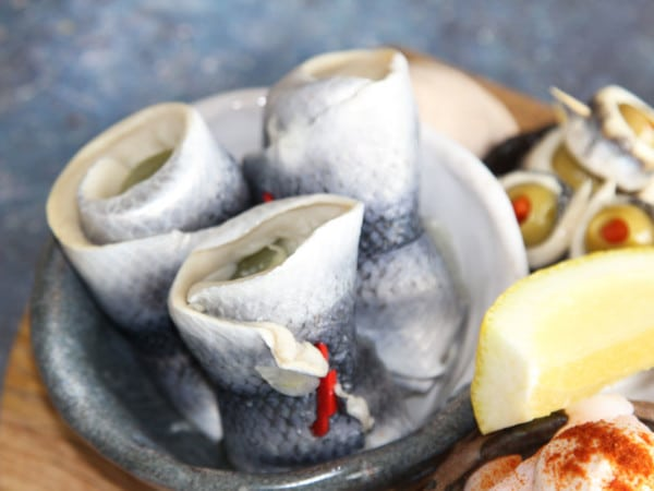 Buy Rollmop Herrings Online | Prepared Seafood | Next Day Delivery