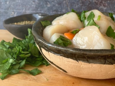 Cornish Scallops 1kg | Order Online | Next Day Delivery