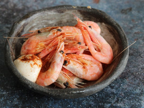 Cornish Shell on Prawns 500g | Order Online | Next Day Delivery