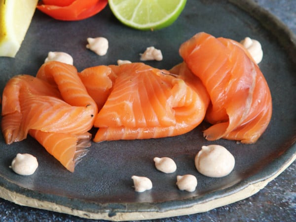 360g Cornish Smoked Salmon | Order Online | Next Day Delivery