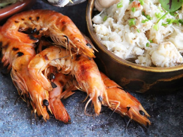 Cornish Whole Crevettes| Order Online | Next Day Delivery
