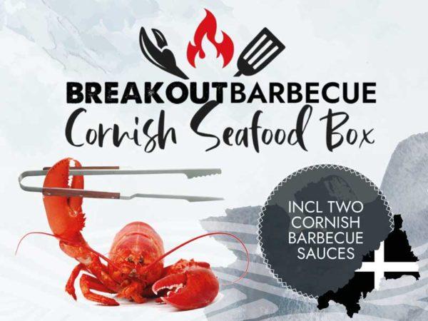 Breakout Barbecue Cornish Seafood Box